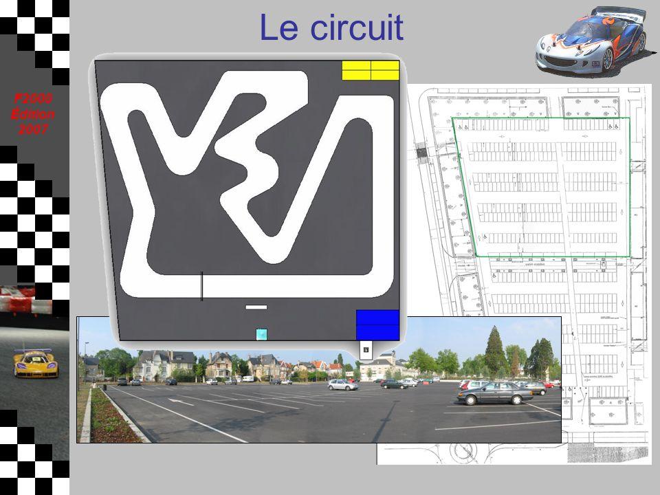 F2000 Édition 2007 Le circuit
