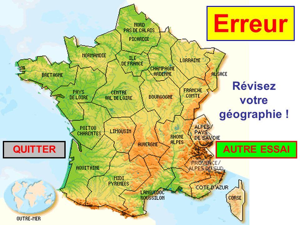 Connaissez-vous bien les villes françaises ? COMMENCER 5KNA Productions 2007
