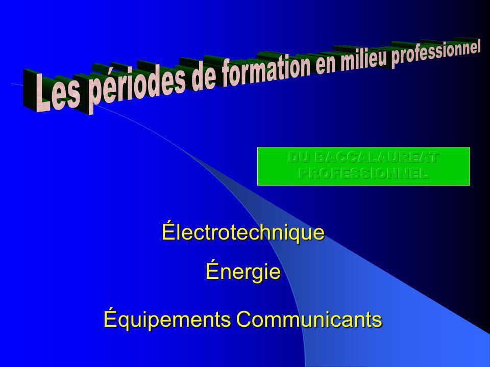 ÉlectrotechniqueÉnergie Équipements Communicants