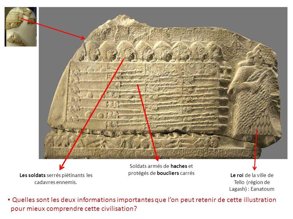 Casque du roi dUr, cité proche de Lagash.