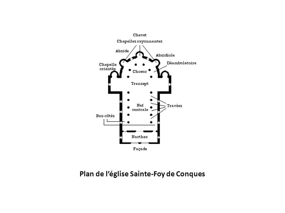 Le reliquaire de Sainte-Foy