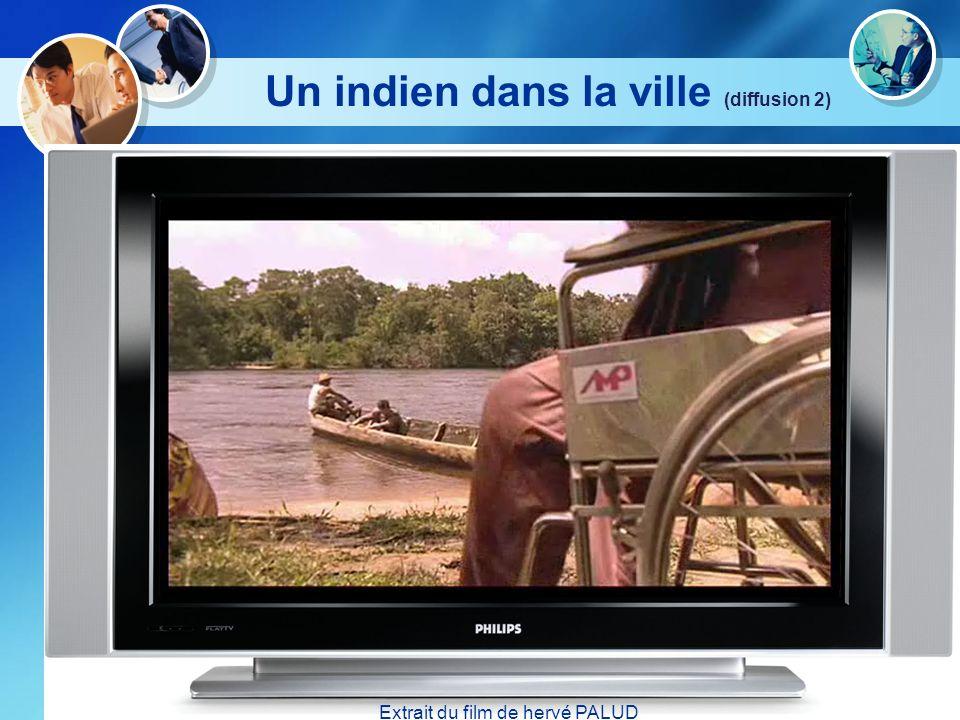 Un indien dans la ville (diffusion 2) Extrait du film de hervé PALUD