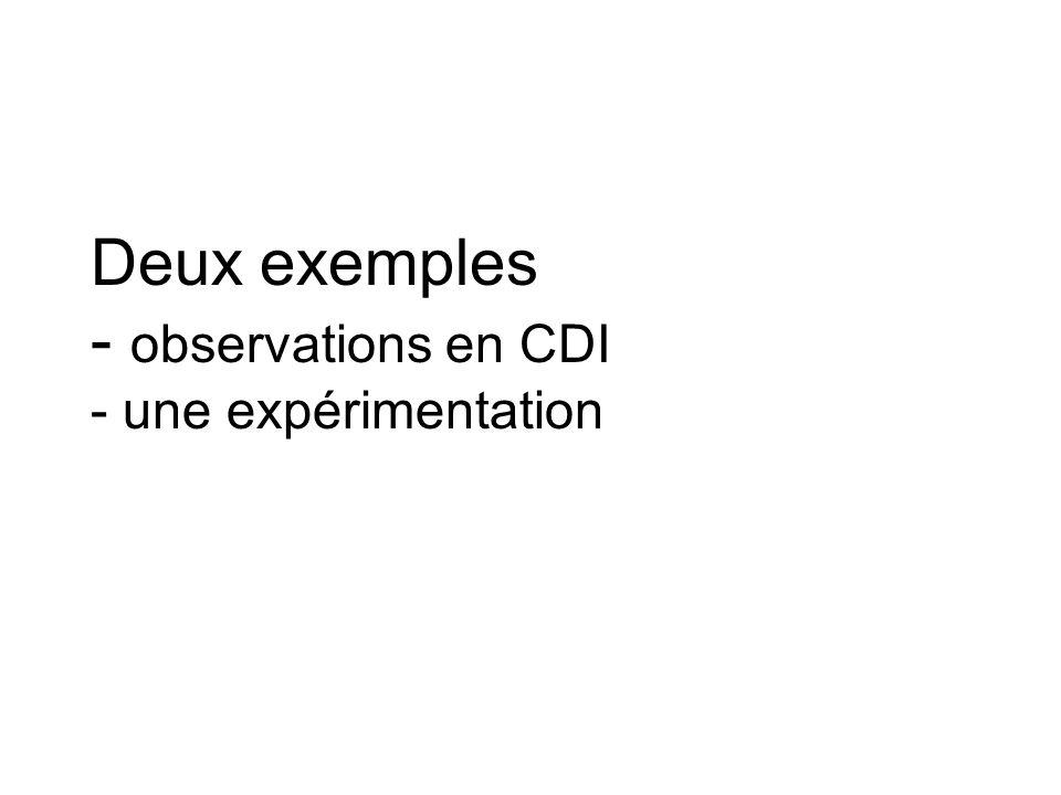 Le rôle de limage et du copié- collé dans la RI Les collégiens observés utilisent souvent Google Image Limage est un critère de jugement de pertinence, notamment de rejet Le copié-collé est utilisé pour constituer un document de collecte (et non exclusivement pour le plagiat) Thèse Nicole Boubée