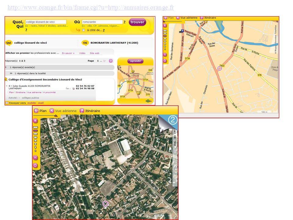 Jy viens comment : mon itinéraire, si jhabite 50 rue de Langon, mais aussi, je viens peut-être avec le bus du ramassage scolaire.