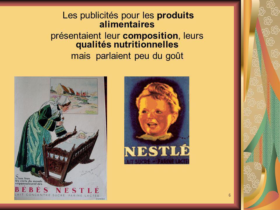 17 Contraintes Doit sinscrire dans une stratégie marketing globale Ne doit pas tromper le consommateur mais mettre en valeur de réelles qualités des produits