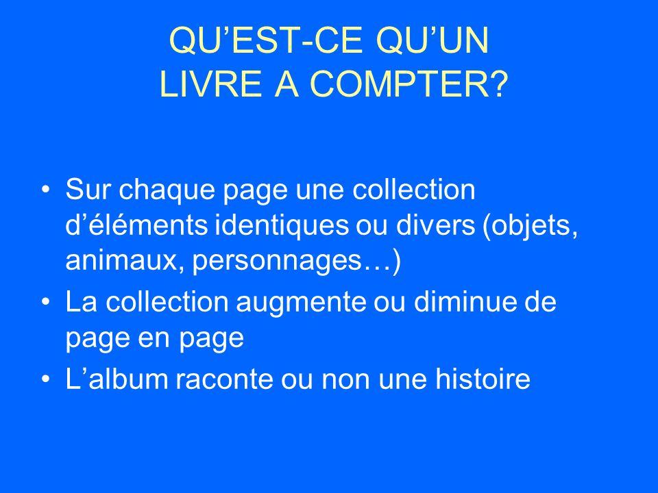 QUELS CRITERES DE CHOIX.
