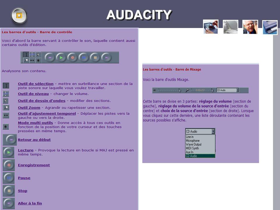 LOGO www.themegallery.com AUDACITYAUDACITY