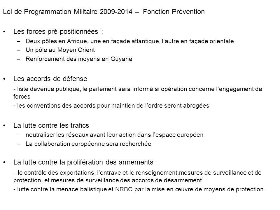Réaction rapide des pouvoirs publics, disponibilité de 10 000H en quelques jours, renforcement de la coopération civilo-militaire, renforcement de la coopération européenne.