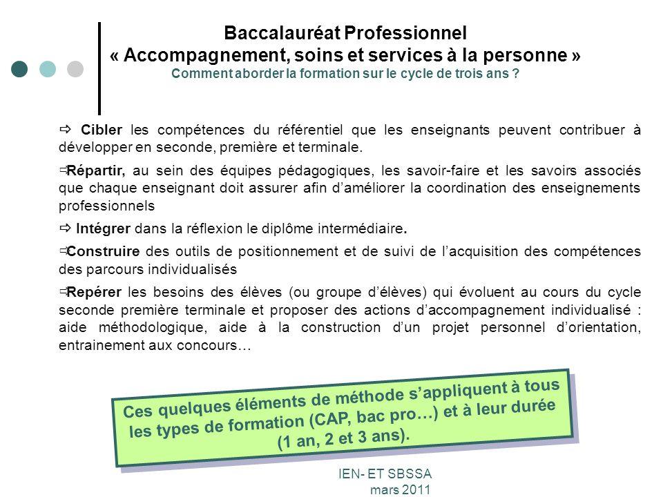 Ces quelques éléments de méthode sappliquent à tous les types de formation (CAP, bac pro…) et à leur durée (1 an, 2 et 3 ans). Cibler les compétences