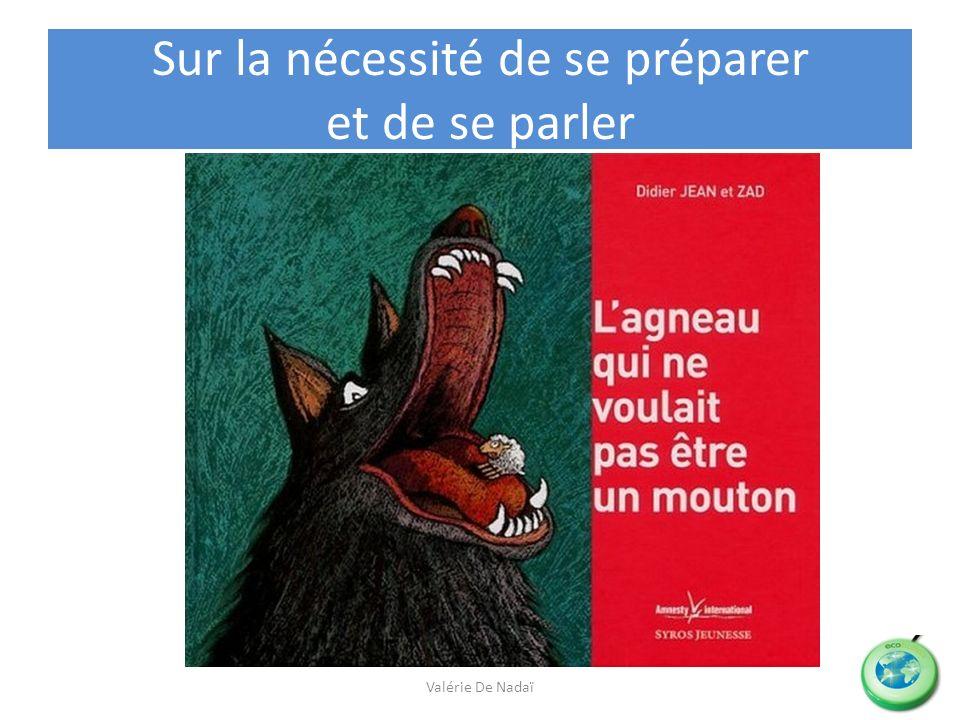 Enseigner les émotions : dautres propositions Valérie De Nadaï 1 2 3 4