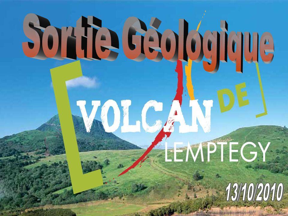 Formation du volcan Le volcan de Lemptégy appartient à la chaîne des Puys, un massif volcanique auvergnat relativement jeune (entre 93 000 et 8000 ans).
