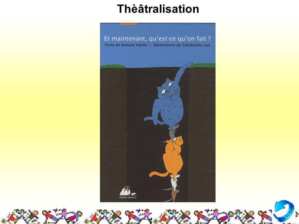 Thèâtralisation