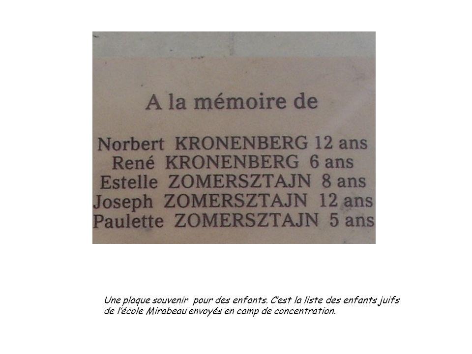 Les textes sont des Extraits des cahiers de Jack Guillard n é le le 21 septembre 1927 au 254 rue de Paris (rue E.