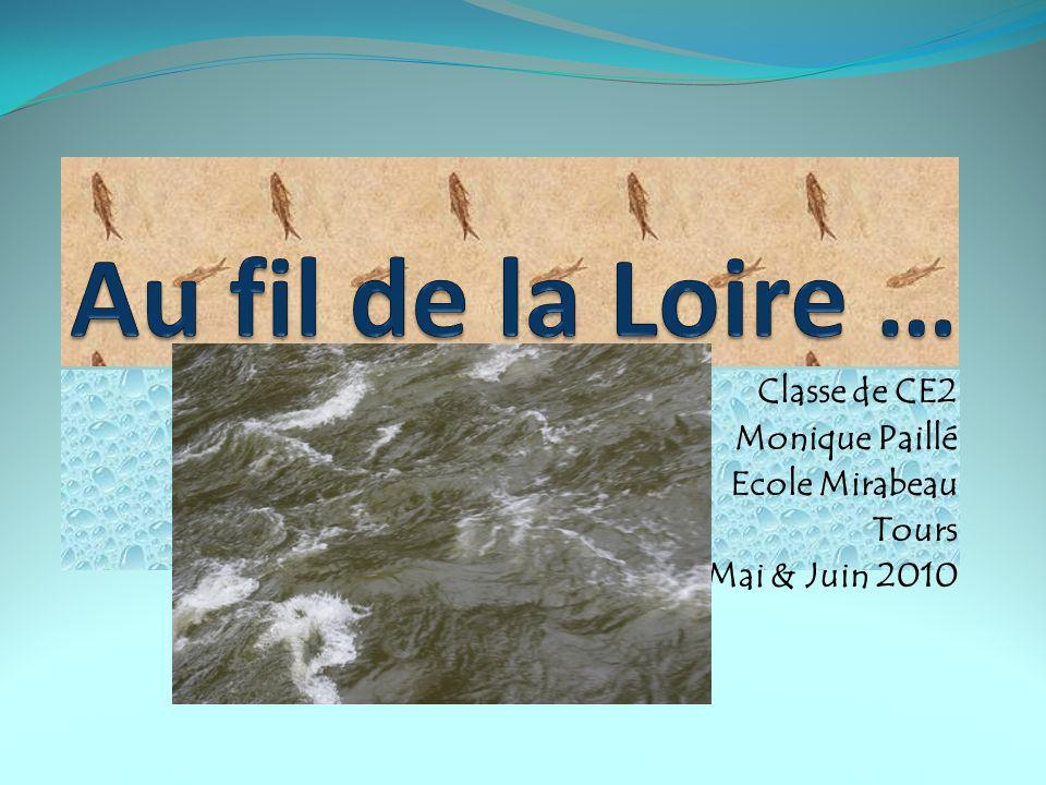Classe de CE2 Monique Paillé Ecole Mirabeau Tours Mai & Juin 2010
