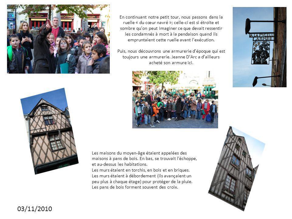03/11/2010 Certaines maisons étaient entièrement réalisées en ardoise, mais cela coûtait plus cher.