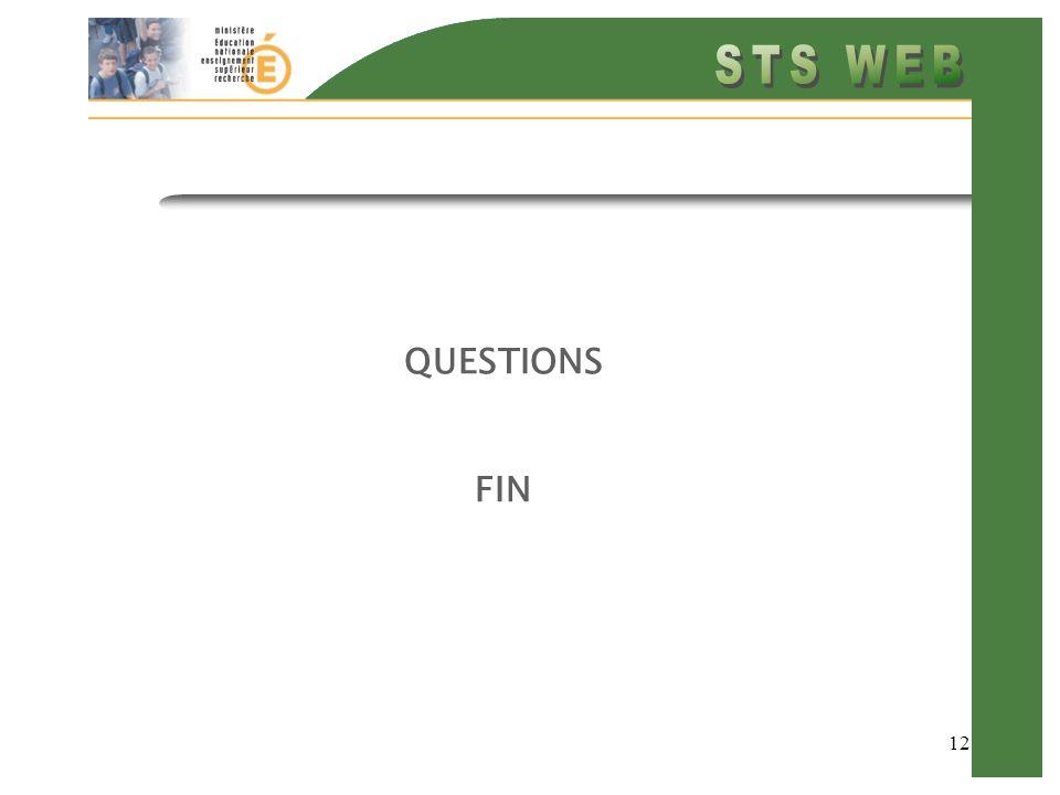 12 QUESTIONS FIN