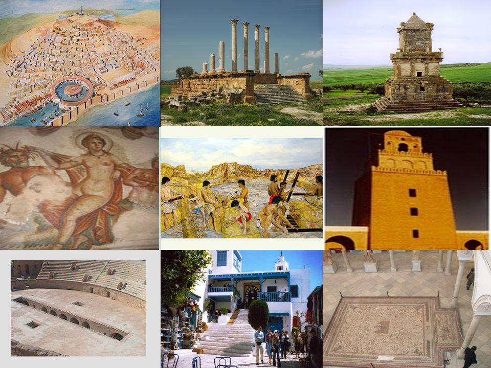 Carthago Fondation : - 814 Deux existences de Carthage : Une punique et une romaine punique romaine
