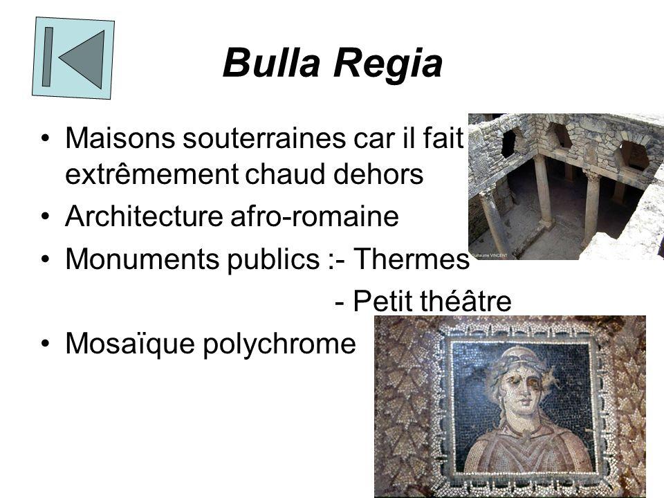 Chemtou : ville romaine : carrière de Marbre : ville d esclaves : Aqueduc : chemins pour lexportation du Marbre