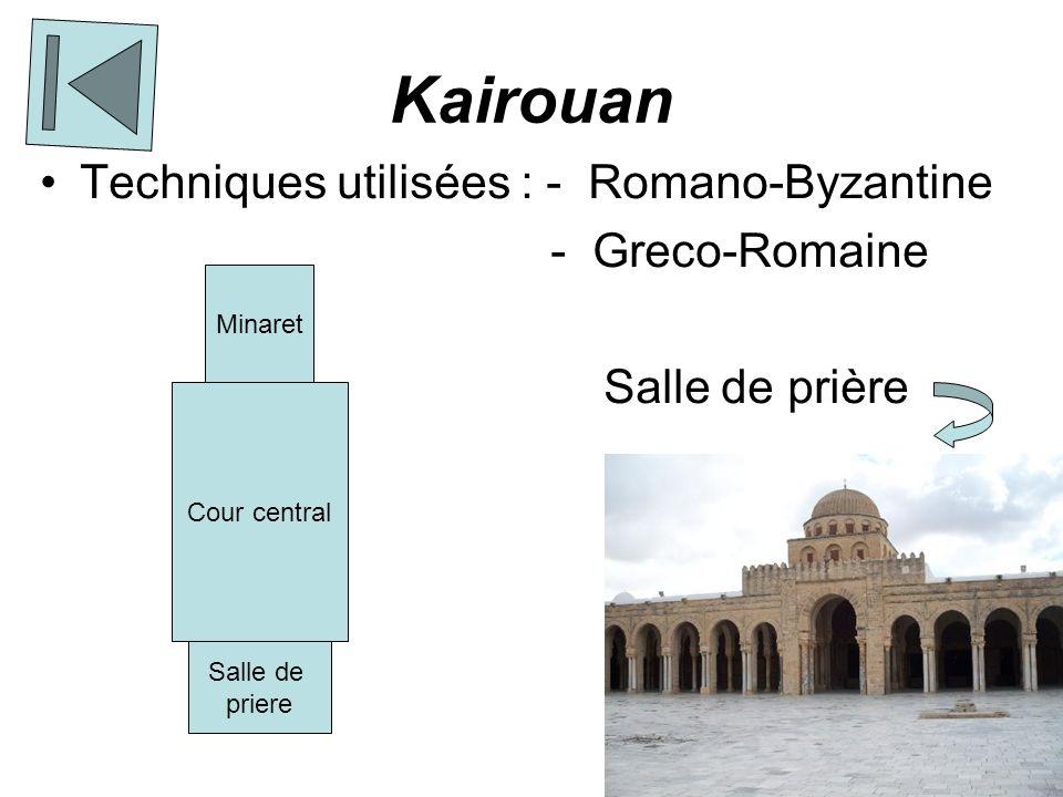 El Jem Ancien nom : Thysdrus Amphithéâtre Romain Cité romaine riche grâce à la culture de lolivier 3 amphithéâtres construits à El Jem Le « Colisée romain »