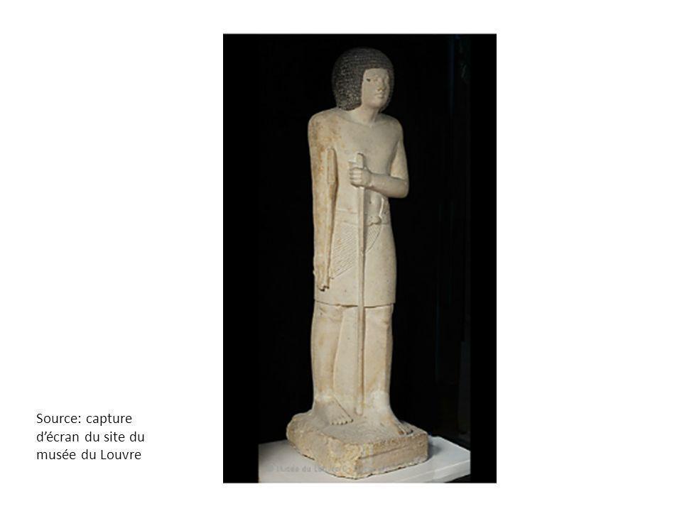 Source: capture décran du site du musée du Louvre
