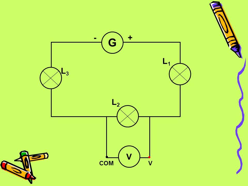 V COMV G L2L2 L1L1 L3L3 -+