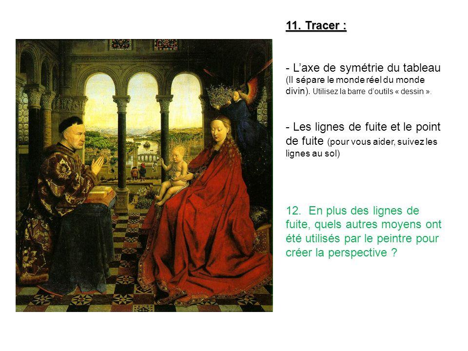 Conclusion : le lien entre religion et art Compare ce tableau de Cimabue du XIIIème siècle et celui de Van Eyck.