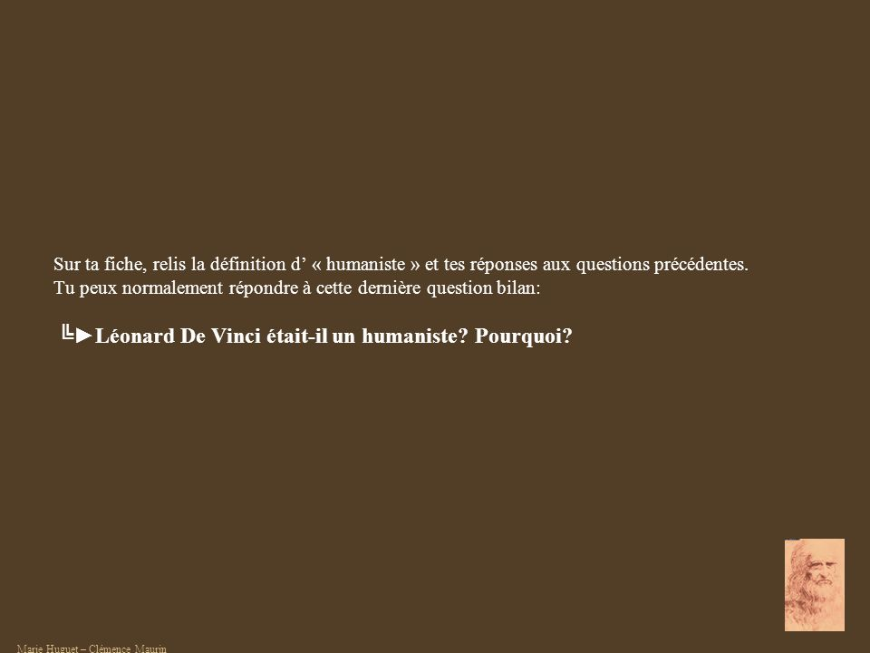 2.De lart Cherche dans le dictionnaire la définition du mot « Renaissance ».