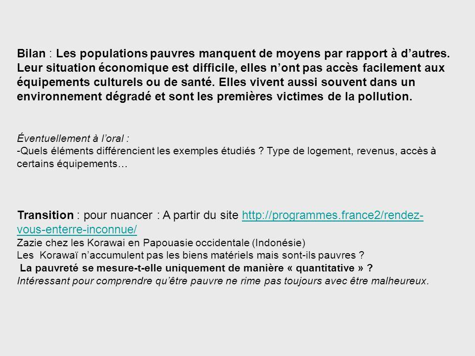 *A léchelle nationale : travailler sur les inondations à Haïti Documents - Revue mappemonde : http://mappemonde.mgm.fr/actualites/haiti.htmlhttp://mappemonde.mgm.fr/actualites/haiti.html http://earthobservatory.nasa.gov/NaturalHazards/view.php?id=14000&oldid=12460 (en lien avec le chapitre sur les inégalités face aux risques) http://www.haiticulture.ch/Env_gestion_forets.html http://www.haiticulture.ch/Env_gestion_forets.html Les inondations catastrophiques et la crise politique en Haïti (octobre 2004) Les dégâts sont considérables dans ce pays où la majorité des habitants vivent en dessous du seuil de pauvreté.