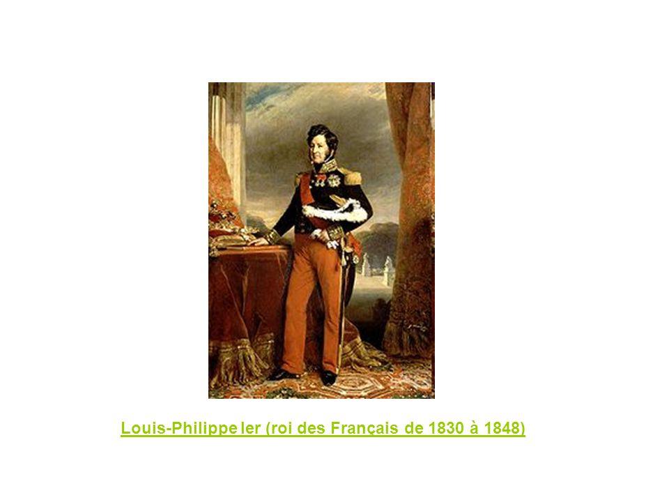 Louis-Philippe Ier (roi des Français de 1830 à 1848)