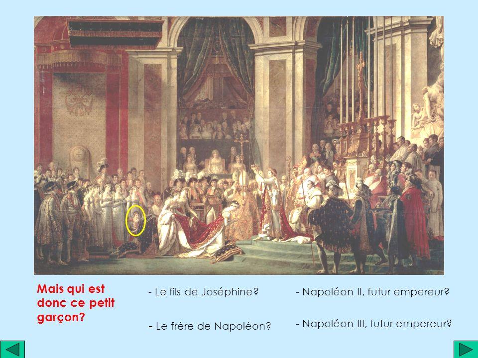 Où se trouve Laetitia, la mère de Napoléon.