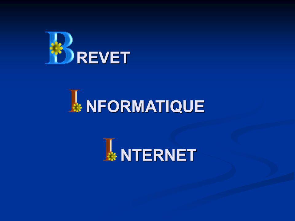REVETNFORMATIQUE NTERNET