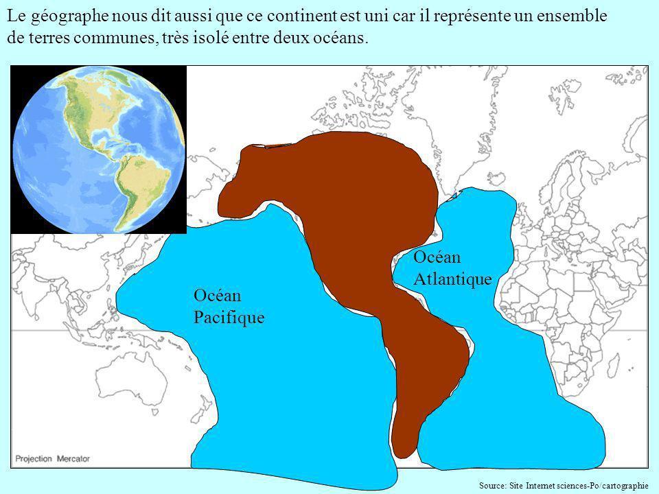 Cet isolement est dautant plus fort que tous les autres continents sont proches les uns des autres et ont favorisé des échanges de toutes sortes pendant des siècles.