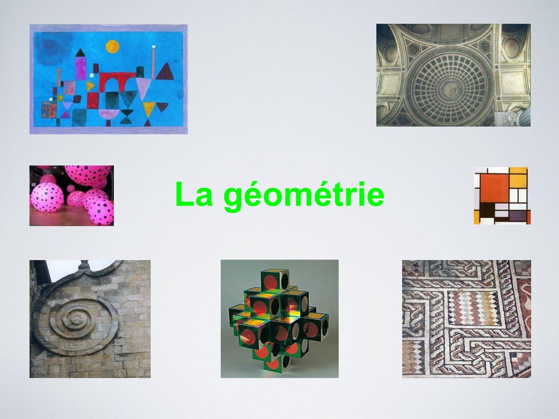 7.2 Transformation et construction de figures La moisson des formes : associer gabarit et règle non graduée.