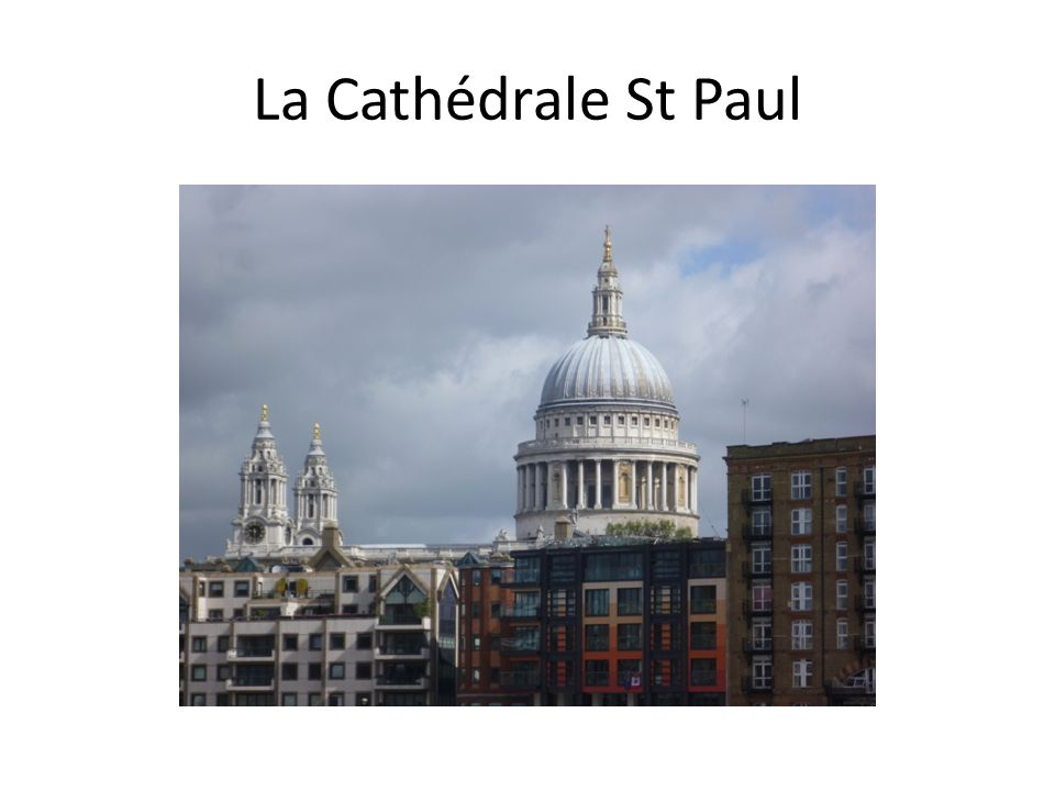 La Cathédrale St Paul