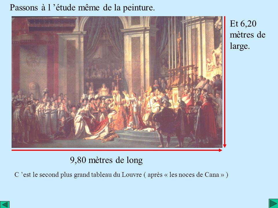 Ces autres représentations laissent peu de doutes sur la nature de son pouvoir. Tableau de Ingres. 1805Tableau de Gérard.1805Tableau de Rigaud représe