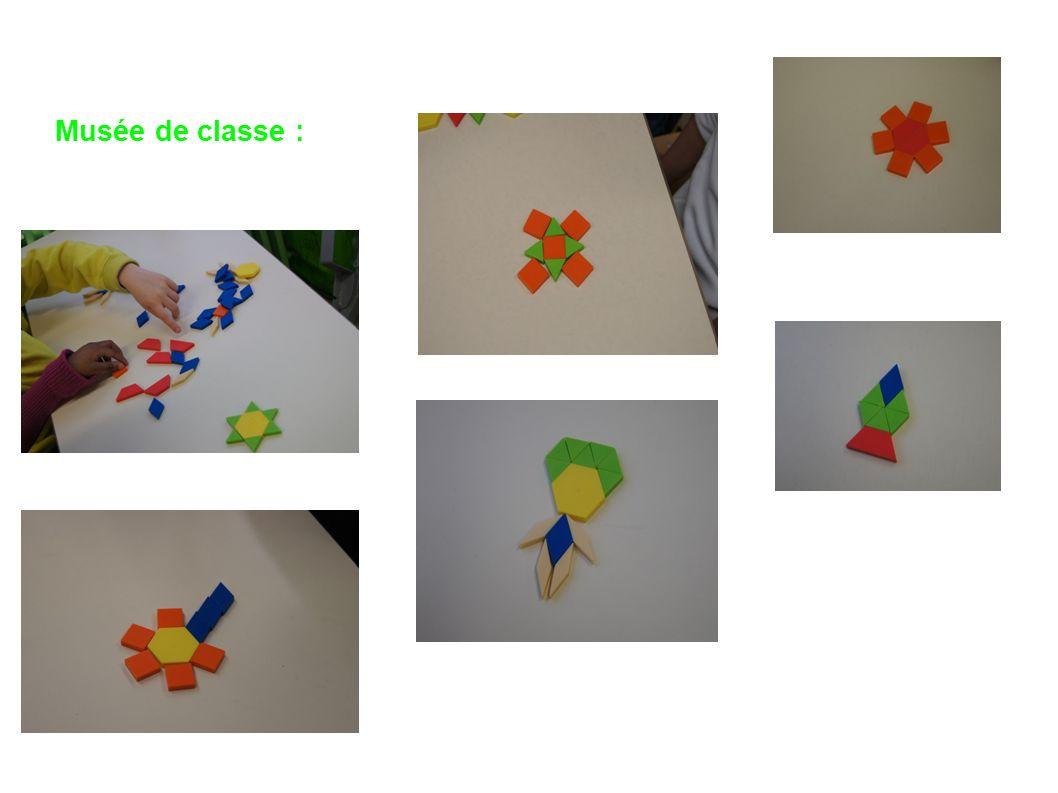 Musée de classe :