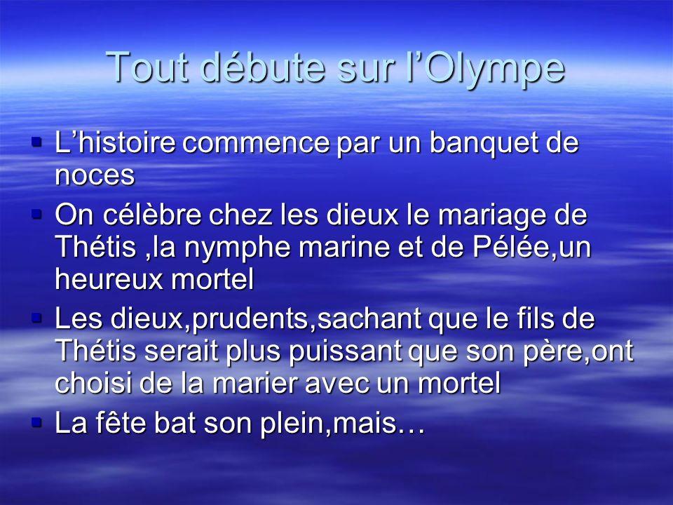 Bien évidemment,Pâris Choisit lAMOUR !!!.