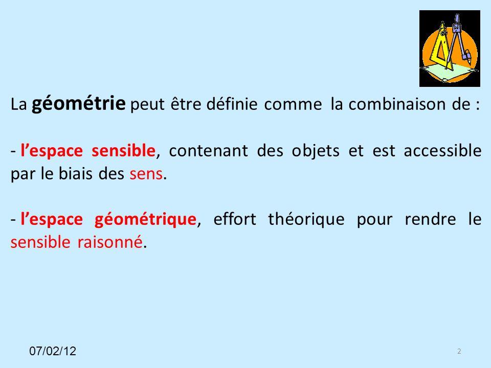 07/02/12 Nécessaire précision du langage de description :