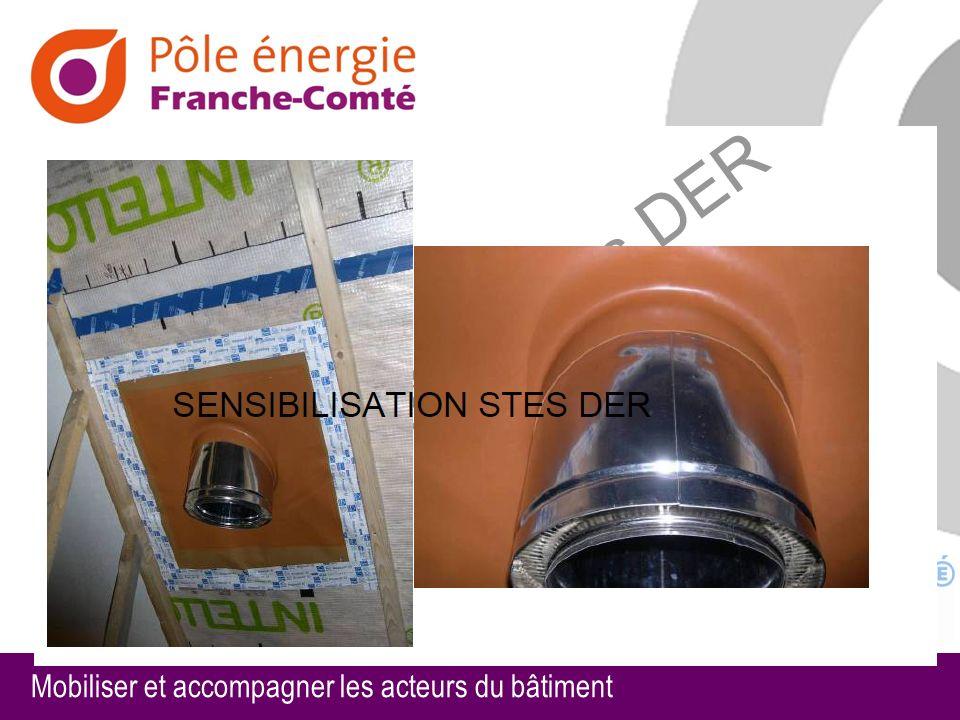 Mobiliser et accompagner les acteurs du bâtiment Vmc double flux thermodynamique