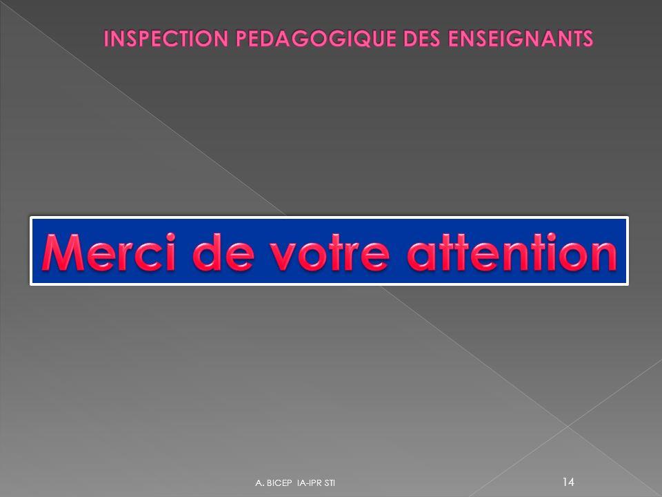 14 A. BICEP IA-IPR STI