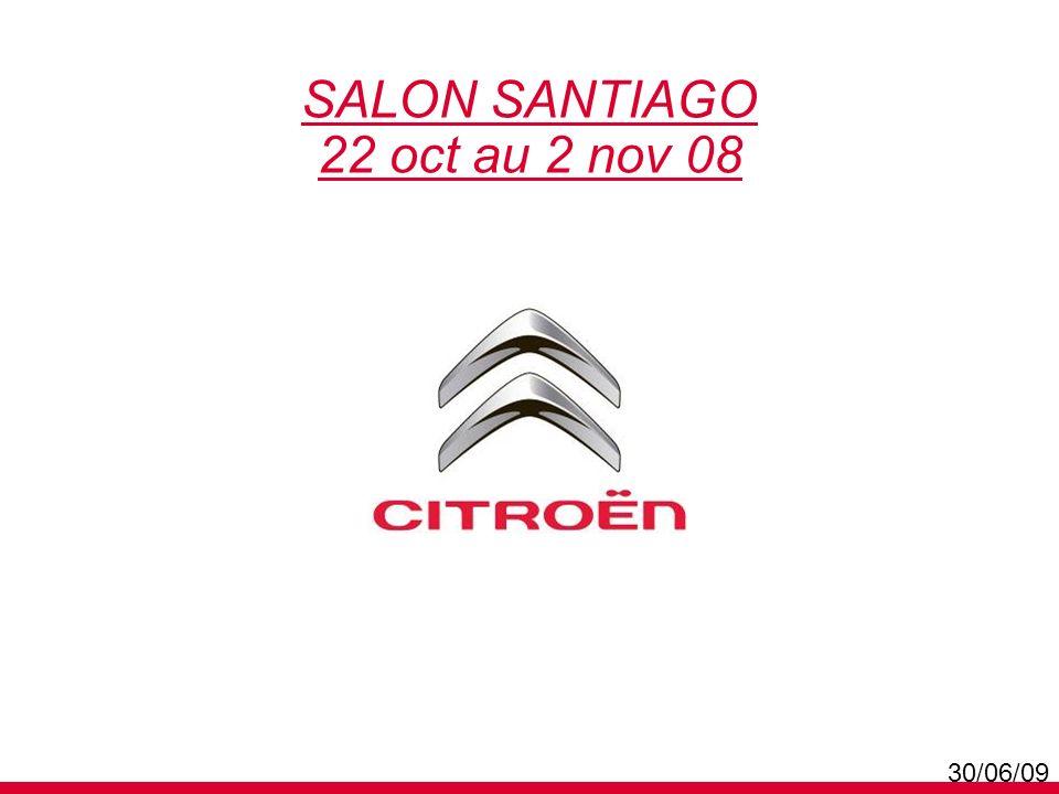 SALON SANTIAGO 22 oct au 2 nov 08 30/06/09