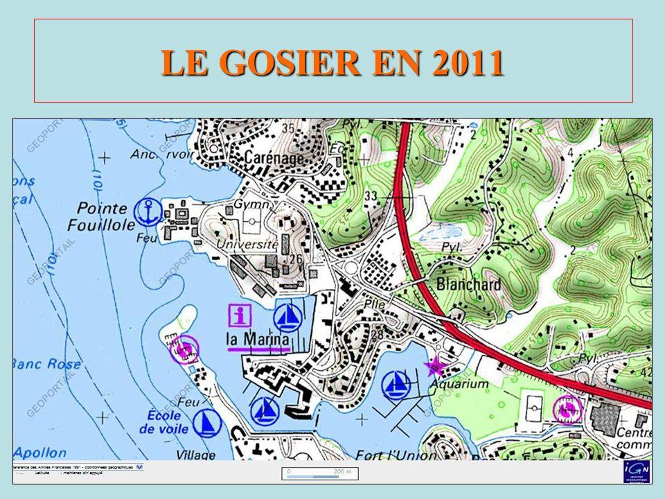 LE GOSIER EN 2011