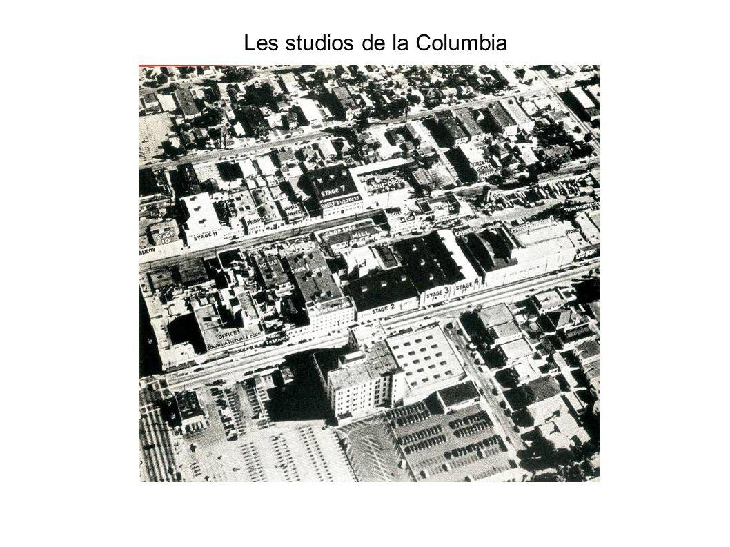 Les studios de la Columbia