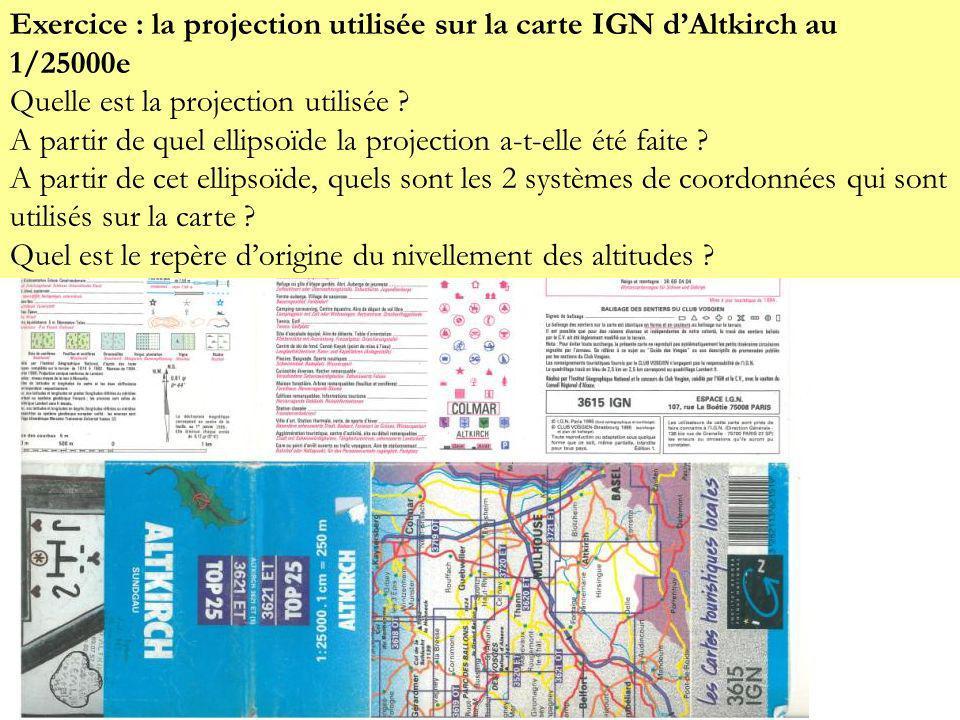 coordonnées en grades (longitude de Paris) croisillons Lambert II repères Lambert II 2 pour Lambert 2, 310 pour se positionner, le point dorigine étant à 200Lambert