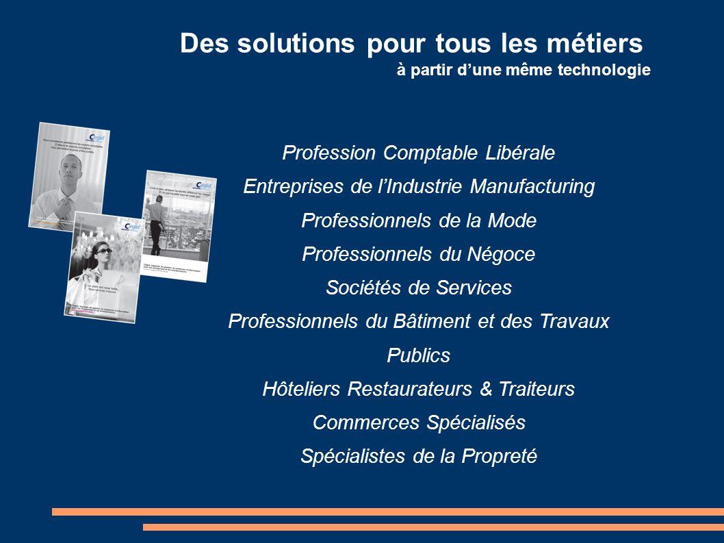 Profession Comptable Libérale Entreprises de lIndustrie Manufacturing Professionnels de la Mode Professionnels du Négoce Sociétés de Services Professi