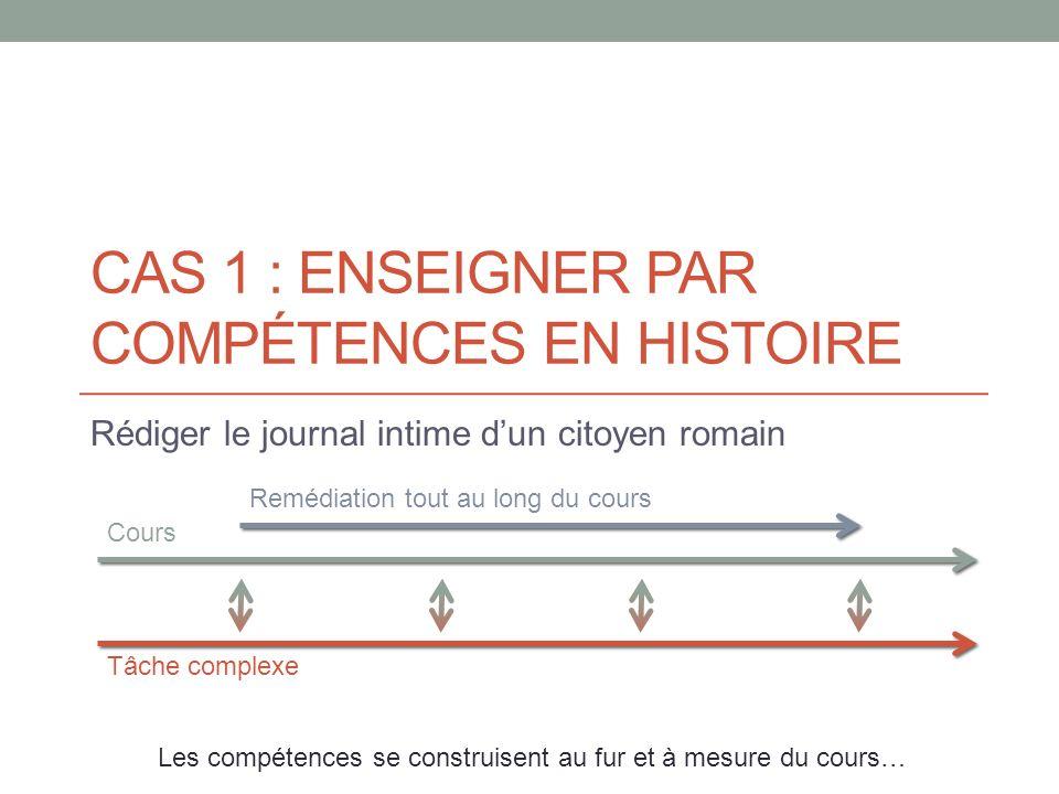 Exemple daide à la résolution Rappel de la chronologie du cours Conseils méthodologiques