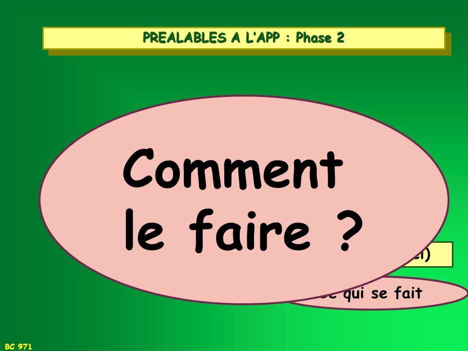 BC 971 C1 Agir en fonctionnaire de létat de façon éthique et responsable C2 Maîtriser la langue française pour enseigner et communiquer C3 Maîtriser l