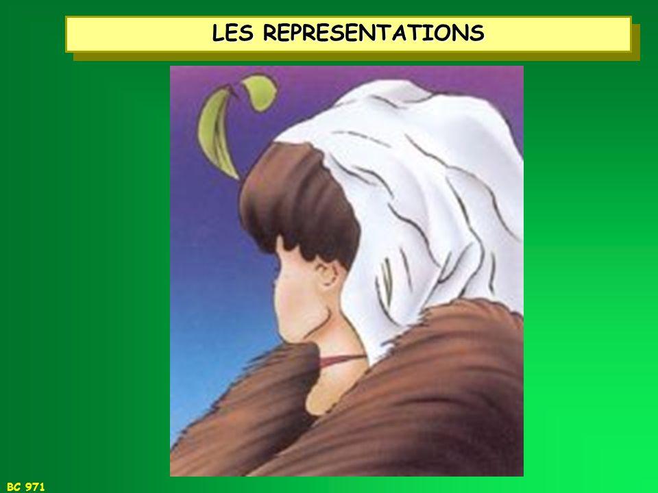 BC 971 LES REPRESENTATIONS