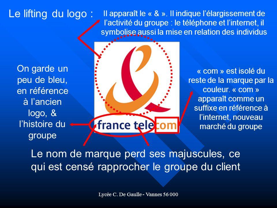 Lycée C. De Gaulle - Vannes 56 000 Cas Lu (lefevre utile)