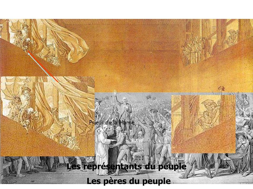 Prieur de la Marne Les pères du peuple Les représentants du peuple